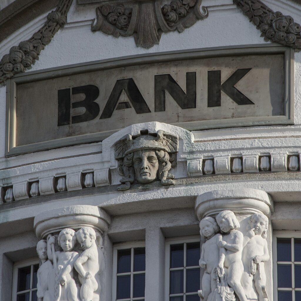 bank, money, finance