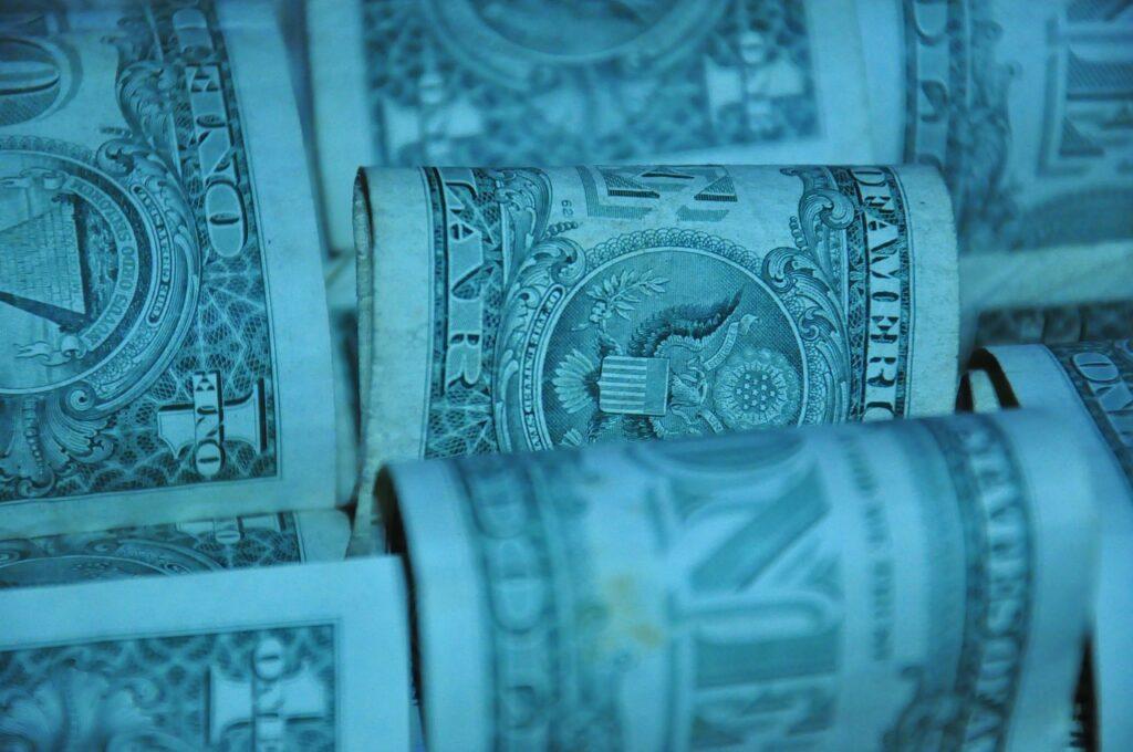 dollar, american, currency